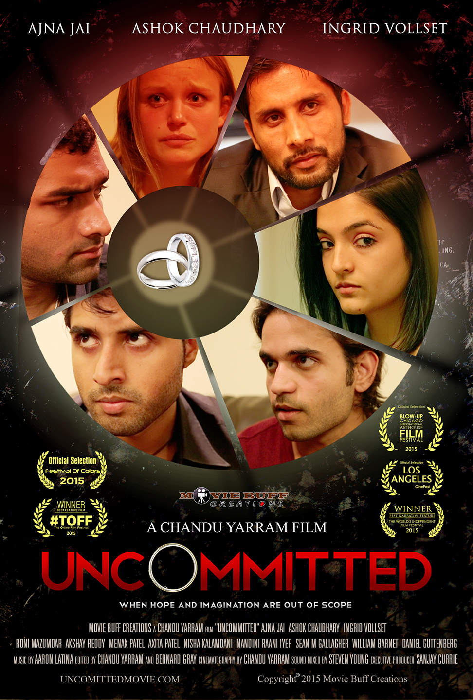 Uncommitted Poster